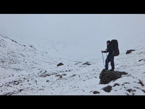 INTO THE HIGHLANDS- An 800 km walk across Scotland