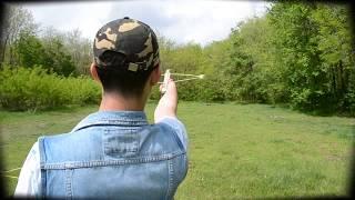 Как сделать арбалет своими руками.How to make a crossbow with your own hands