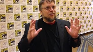 SDCC 2014: Guillermo del Toro Talks