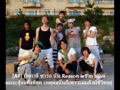 02 TWINS (Knock out)  - Super Junior Thai Sub.