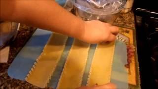Jus4sweetz Lasagna Rollups Freezer Meal