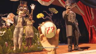 Bioshock Infinite - Gameplay on 7950 Full HD -Max Settings-
