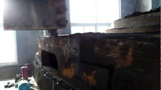 heavy duty machining turning vertical lathe machine tool