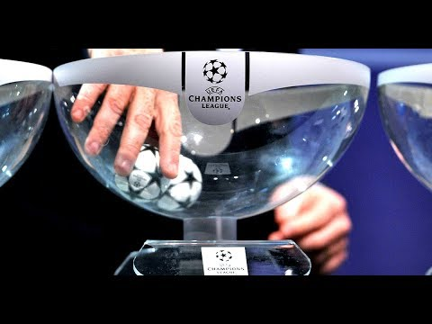 Champions League - Round of 16 Draw | 2017-2018