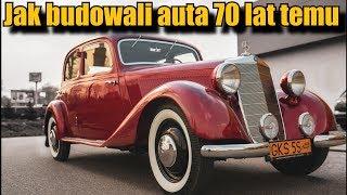 70 lat wstecz motoryzacji . Jak budowano kiedyś auta?  Dziwne historie warsztatowe