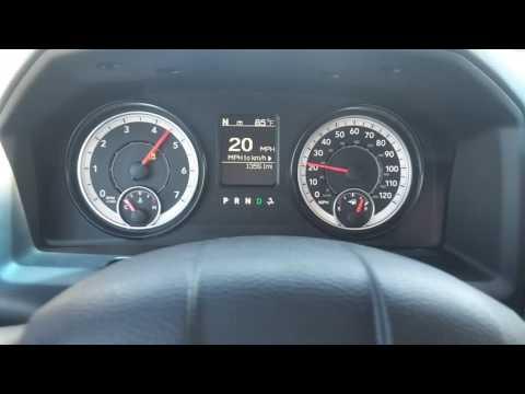 2016 'Dodge' Ram 5.7L Hemi V8 0-60