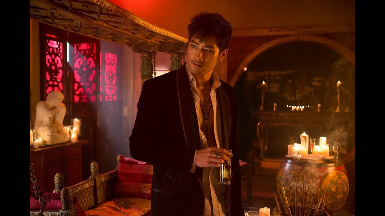 Image result for godfrey gao magnus bane