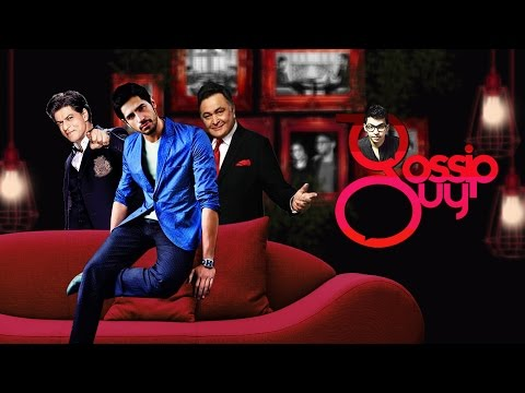 Gossip Guy 4 | Shahrukh Khan, Sidharth Malhotra and Rishi Kapoor