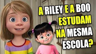 Teoria da Pixar Atualizada: Riley e Boo estudam na mesma escola?