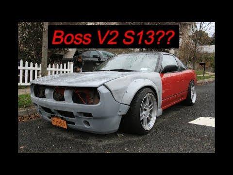 Vitaly S Boss Kit S13 Build Youtube