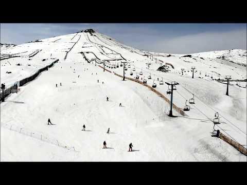 El Colorado Ski Resort In Santiago, Chile