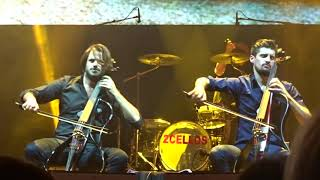 2cellos - Now We Are Free - Gladiator @ Arena Zagreb