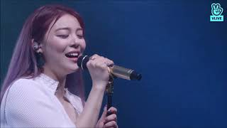 Ailee (에일리) - you are precious because of who (그대는 그대라 소중해) showcase live turn on the cc for english subs! #ailee #에일리 #그대는그대라소중해