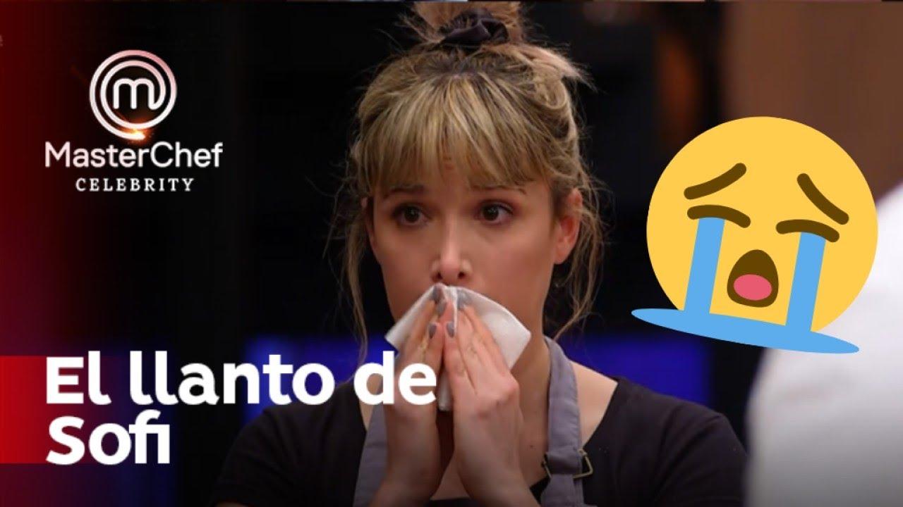 Sofía Pachano rompió las reglas y no la perdonaron - MasterChef Argentina 2020