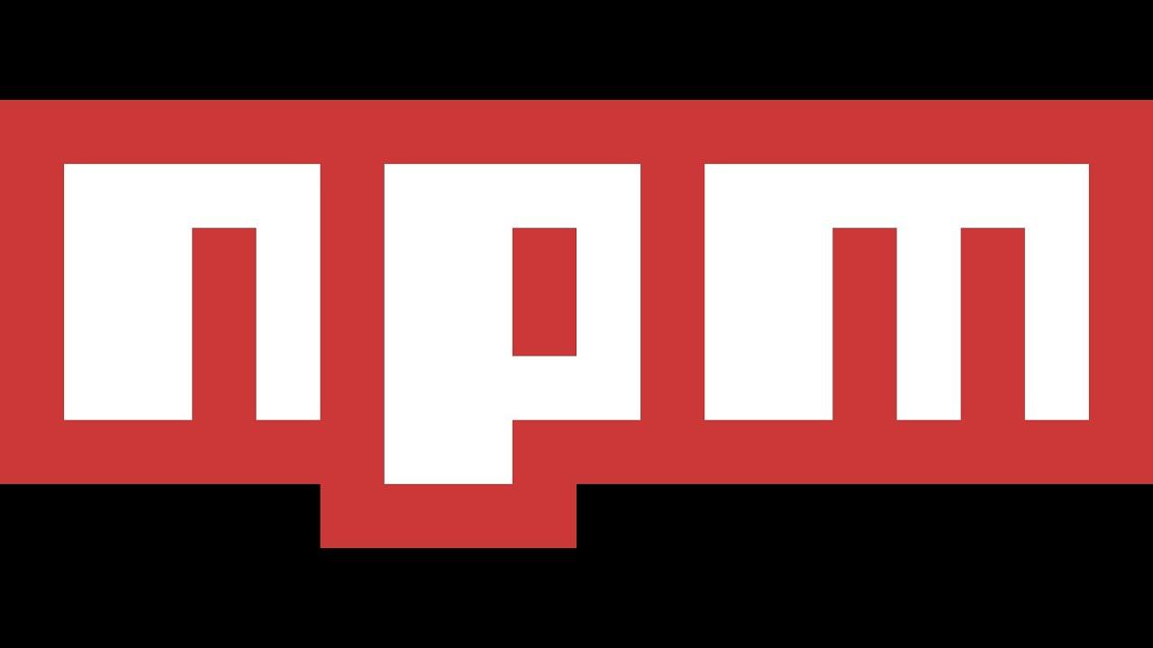 npm - uninstall