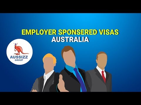 Employer Sponsored Visas Australia- Info Session By Registered Migration Agent