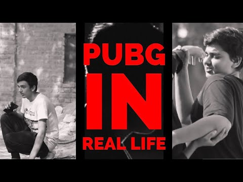 | P.U.B.G In Real Life🥊 | Funny Video | Just Chill Bro