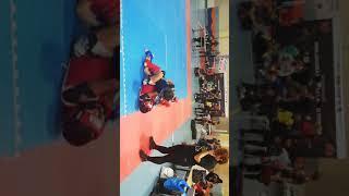 Efekan ÖZTÜRK Minik Erkekler 37kg Ankara MMA Şampiyonu/blue corner