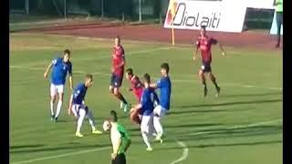 Serie D Girone D Mezzolara-Aquila Montevarchi 2-2