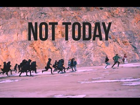 BTS - Not Today. Letra fácil (pronunciación).