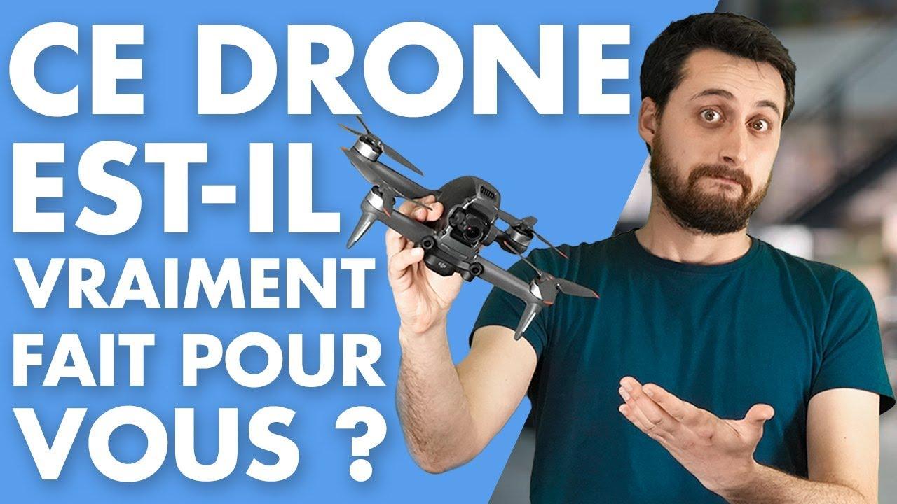 Download Drone DJI FPV Combo: TEST, AVIS, et retour d'expérience