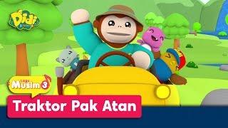 Didi & Friends   Lagu Baru Musim 3   Traktor Pak Atan