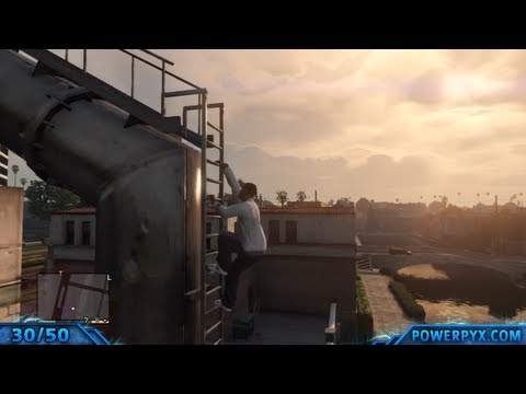 Grand Theft Auto V (GTA V) - All Spaceship Part Locations (From Beyond the Stars Trophy/Achievement)