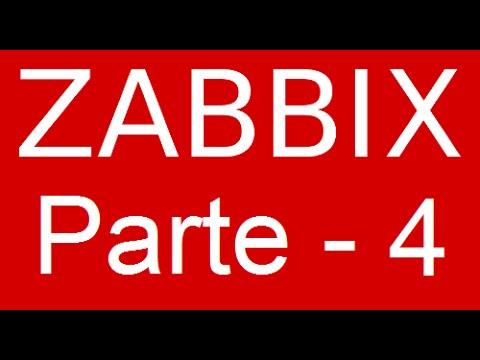 Videoaula - Zabbix - Configuração de Monitoramento - Parte 4