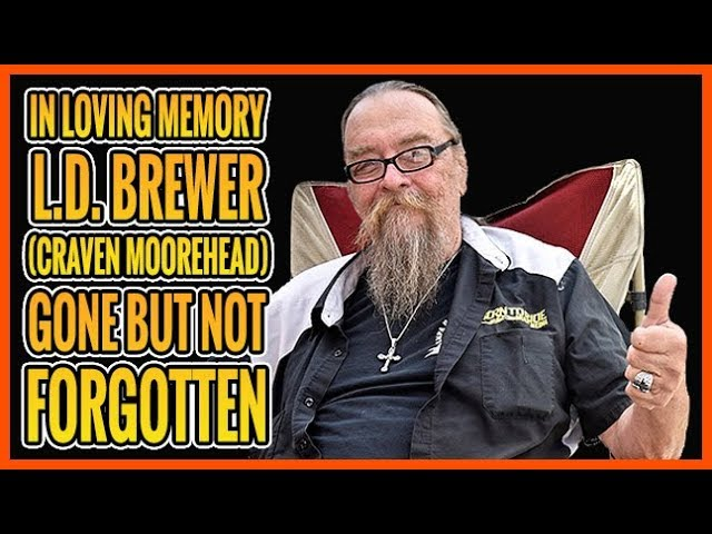 Born To Ride TV Episode #1223 - In Loving Memory L.D. Brewer (Craven Moorehead)