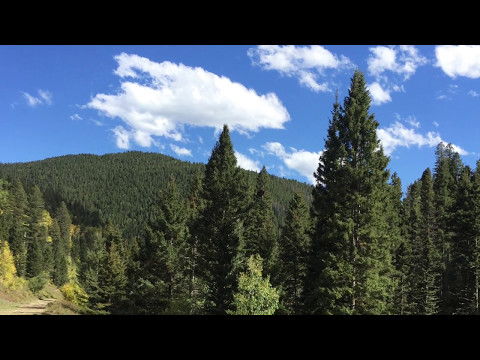 Beautiful Northern New Mexico Mountains Vacation