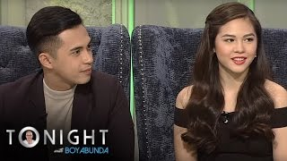 TWBA Online Exclusive: Marlo Mortel and Janella Salvador
