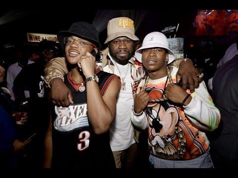 50 Cent feat. NLE Choppa & Rileyy Lanez - \