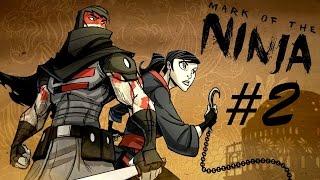 Mark of the Ninja - E02 - Hlavně ať nás nevidí...