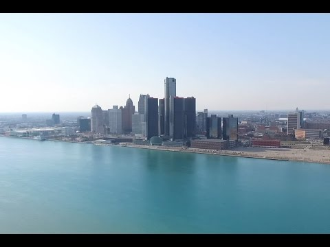 Detroit, Michigan - Windsor, Ontario