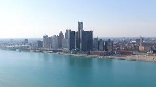 Detroit, Michigan - Windsor, Ontario