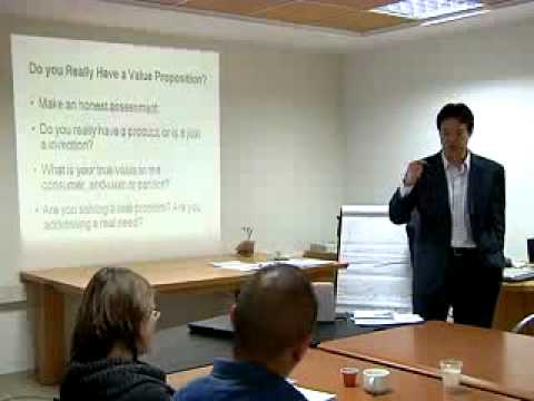 Victor GMT Sales training