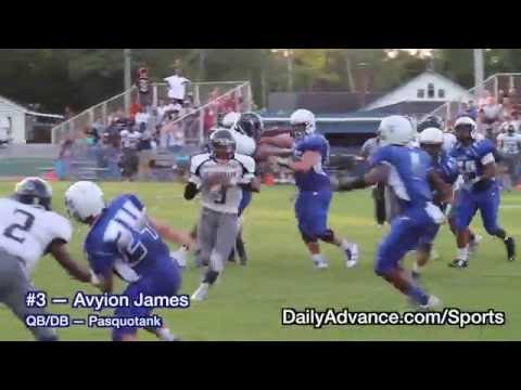 The Daily Advance sports highlights | High School Football | Pasquotank at Camden