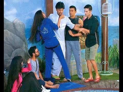 Bigg Boss 7 : Watch Kushal - Andy fight