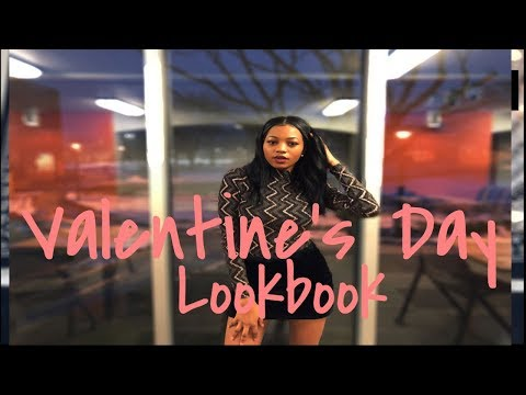 Easy and Affordable Valentines Day Outfits / Lookbook