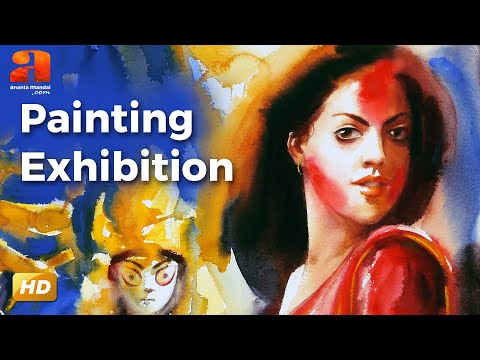 Painting Exhibition in Mumbai | art gallery | Indian Paintings | Art Gallery in Mumbai
