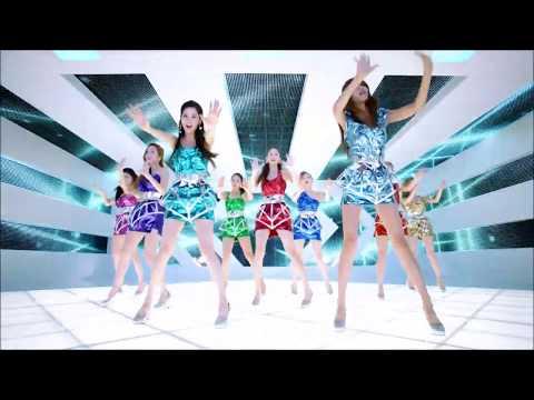 TWICE - Fancy (Girls Generation - Galaxy Supernova MV)