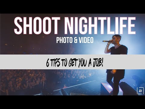How To Shoot In Nightlife | Video & Photo | *My Secrets*