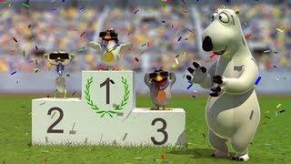 БЕРНАРД: Параолимпийцы (HD)