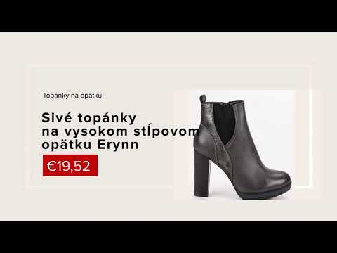 NAJ.SK Béžové topánky semišové čižmičky s výrazným viazaním Super ... a408182e1fe