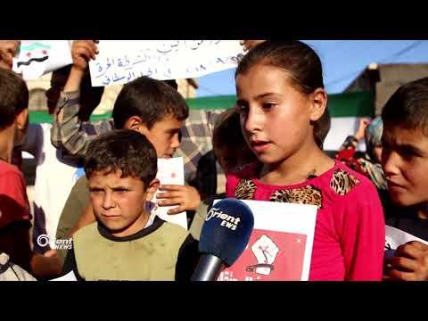 وقفة احتجاجية للمطالبة بالمعتقلين