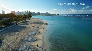 Ala Moana Beach Park - Blue Planet Surf & Race Hawaii Standup Demo