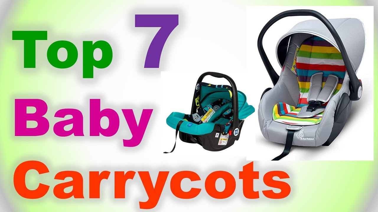 Top 7 Best Baby Carrycots in India 2020   Baby Carry Cot Online