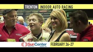 "Indoor Auto Racing ""Battle of Trenton"""