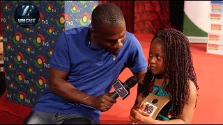 Interview Gone Wrong: Talented kidz Winner, Nakeeyat In Tears After Accident