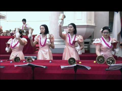The Lion King Medley - Hakuoh University Handbell Choir's performance Mp3